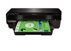 HP Officejet 7110 Printer HP Officejet ztr chs