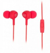 XO In-Ear Headphones Music S6 Red