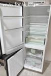 Kombinovani frižider inox