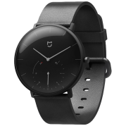 Quartz Watch Black